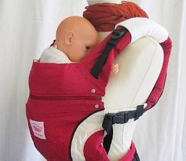 Tragetuch für Neugeborene - Manduca